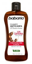 Babaria Anti Dandruff Shampoo with Caffeine 400ml
